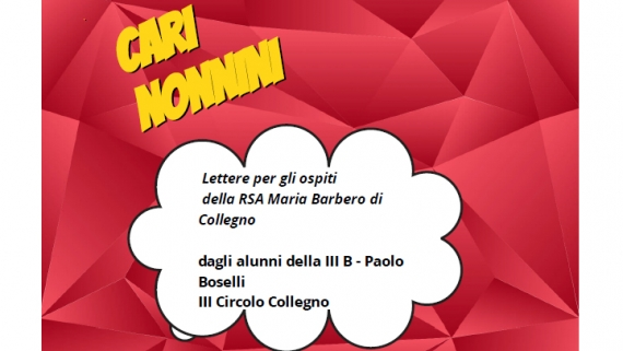 EBOOK CARI NONNI DI COLLEGNO