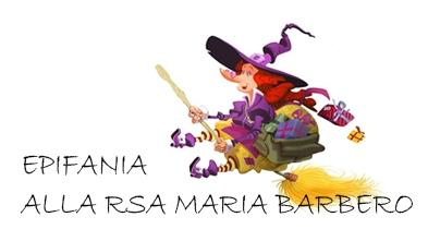 """HAPPYFANIA"" ALLA RSA MARIA BARBERO"