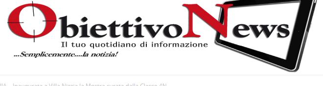 """Favria – Inaugurata a Villa Nizzia : """"Volti Ri-Tratti"""" mostra dei ragazzi del Liceo 25 Aprile-Faccio"""