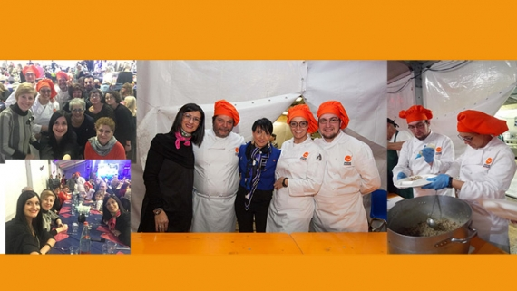 """CHEF FOR LIFE"" ALLA RSA LIVORNO FERRARIS"