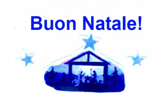 AUGURI DI NATALE!