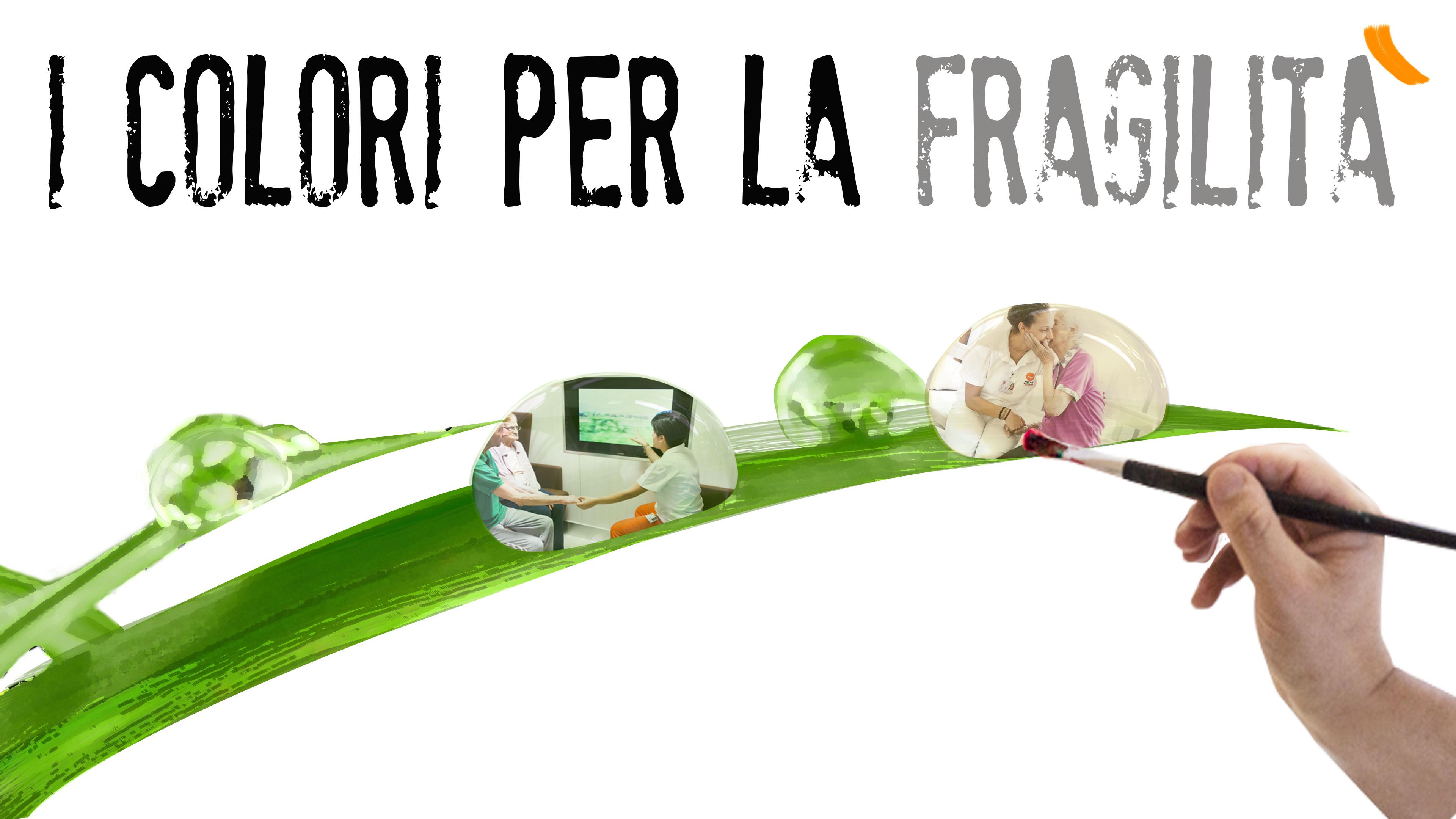 I COLORI PER LA FRAGILITA'