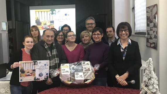 PREMIAZIONE DELL'ADDOBBO PIU' BELLO A BORGOLAVEZZARO