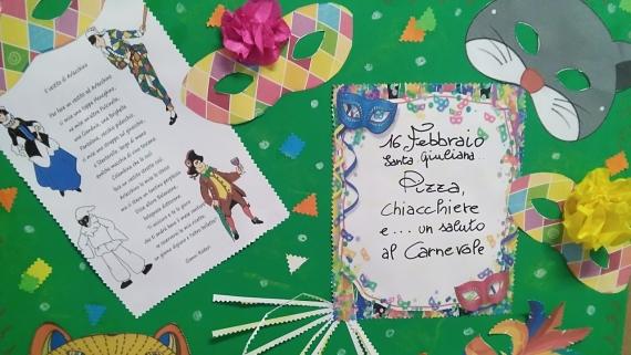 FESTA DI CARNEVALE ALLA RSA OPERA PIA CORBETTA 2021
